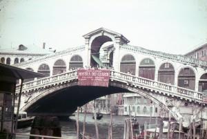 Rialto Bridge - 1965