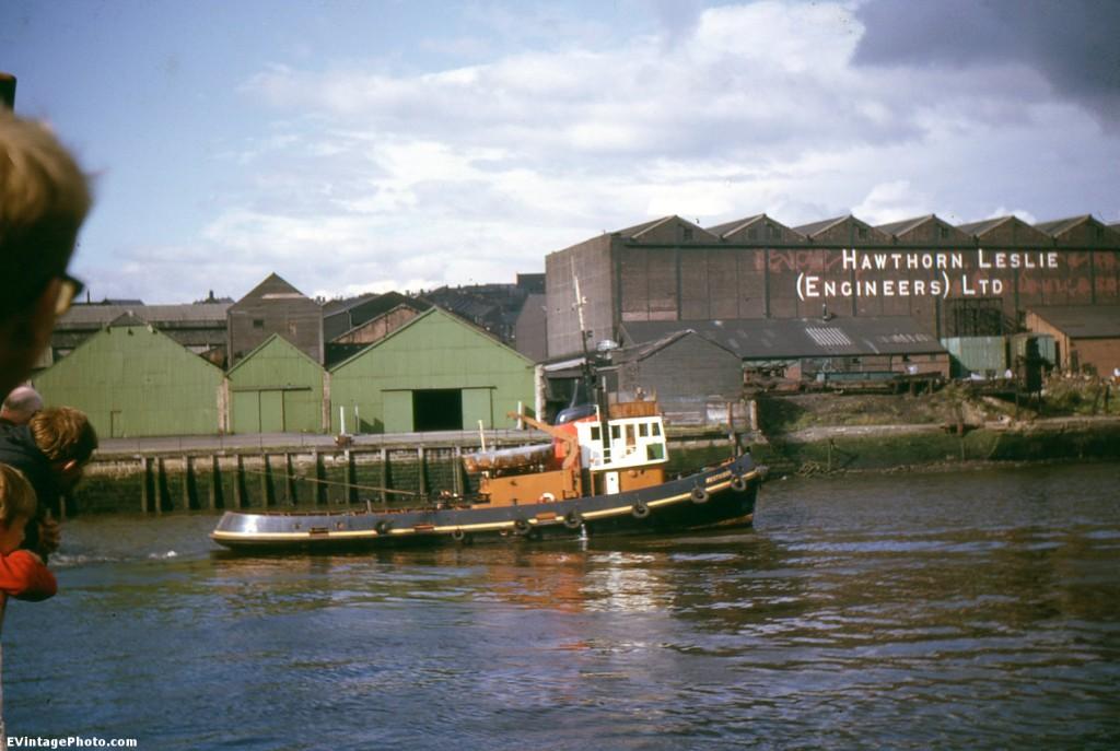 Hawthorn Leslie Engineers