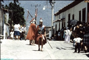 Romans, somewhere in Mexico in 1963